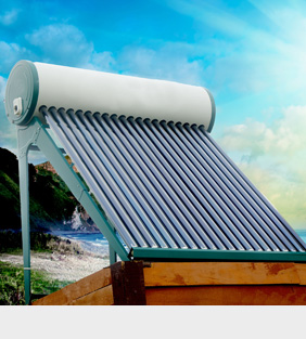 Agua caliente sanitaria renoba solar - Calefaccion central electrica ...